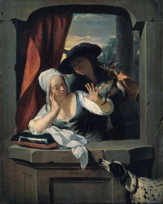 Nicolaas Verkolje (1673-1746) - The refused prey. Part 4