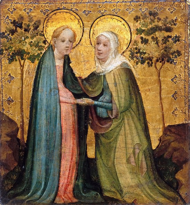 Kоlner Meister - The life of Christ and Mary. Part 4