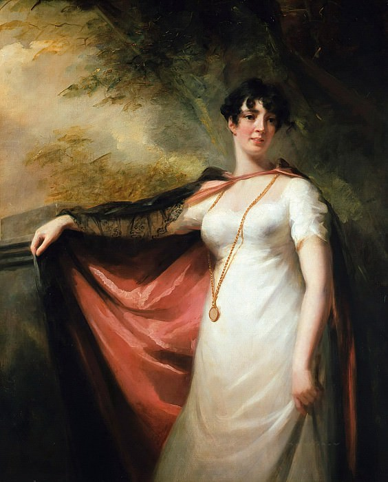 Sir Henry Raeburn (1756-1823) - Mrs. Anne Hart. Part 4