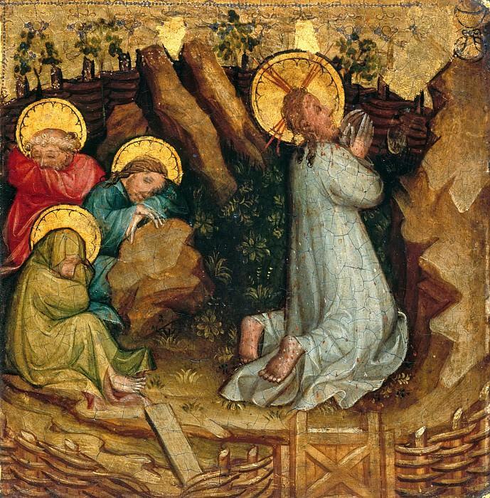 Кельнский мастер - Сцены из жизни Христа и Девы Марии (фрагмент). Часть 4