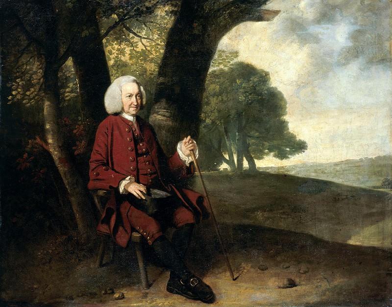 Johann Zoffany (1733-1810) - Dr. Thomas Hanson from Canterbury. Part 4