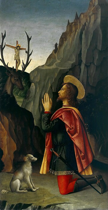 Umbrisch-romisch - St. Eustace. Part 4