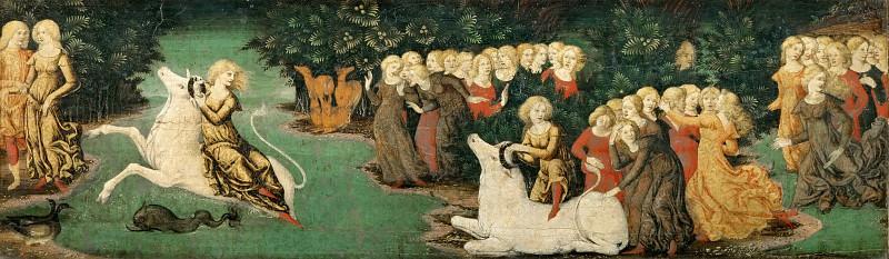 Либерале да Верона (Верона ок1445 - 1528-29) -- Похищение Европы. часть 4 Лувр