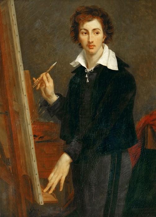 Antoine-Jean Gros (1771-1835) -- Count Alcide de la Rivallière. Part 4 Louvre