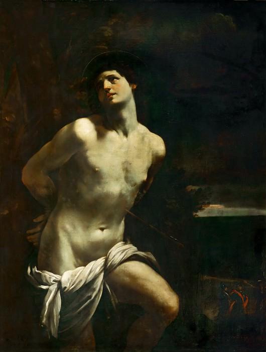 Guido Reni (1575-1642) -- Saint Sebastian. Part 4 Louvre