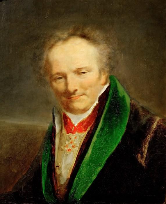 Pierre-Paul Prud'hon (1758-1823) -- Baron Vivant Denon (1747-1825). Part 4 Louvre