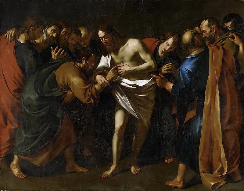 Воутер Питерс Крабет II -- Фома Неверующий, 1626-1630. Рейксмузеум: часть 3