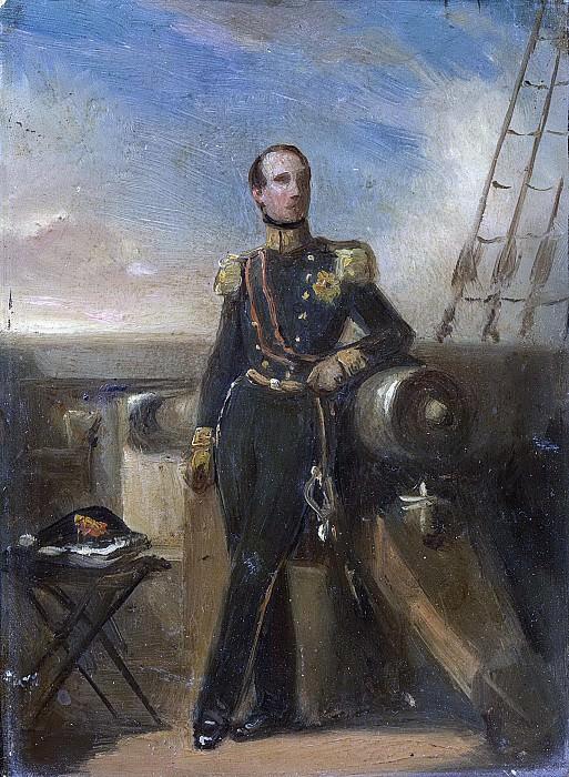 Николас Пинеман -- Хендрик (1820-79), принц Нидерландский, 1840-1850. Рейксмузеум: часть 3