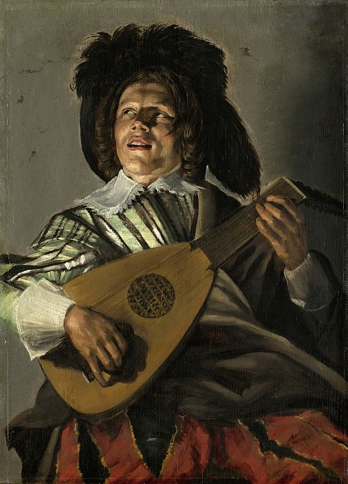 Юдит Лейстер -- Серенада, 1629. Рейксмузеум: часть 3
