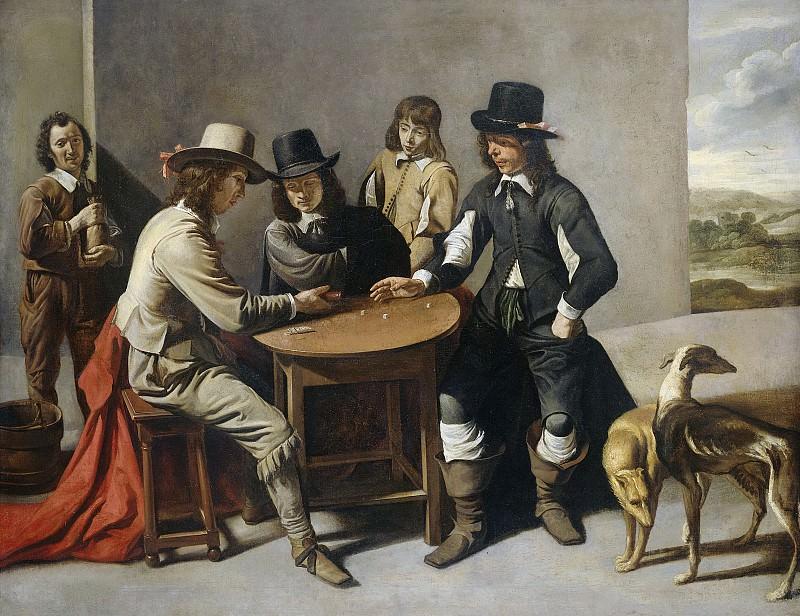 Матьё Ленен (кадет) -- Ботфорты, 1630-1680. Рейксмузеум: часть 3