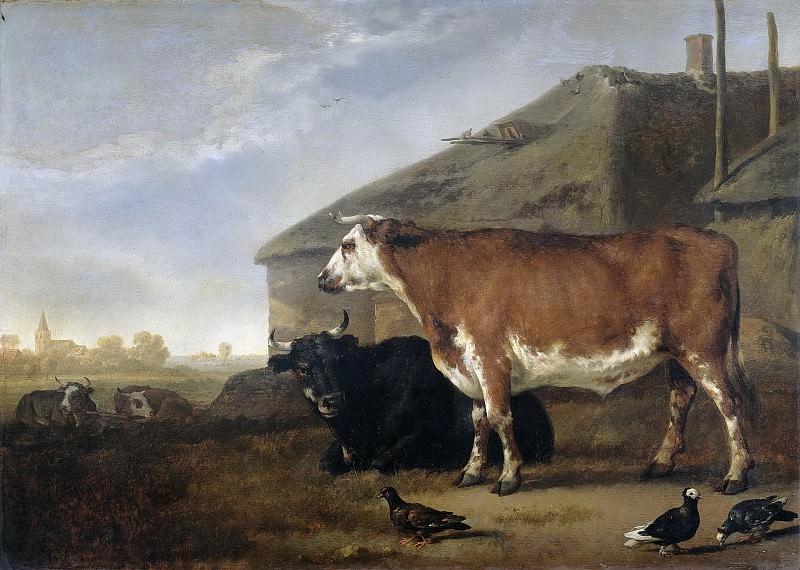 Calraet, Abraham van -- Veestuk, 1660-1722. Rijksmuseum: part 3