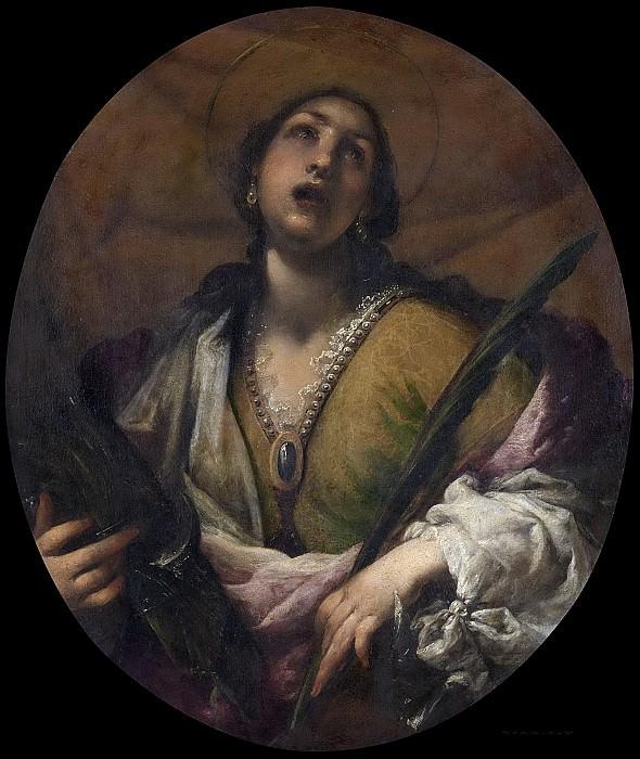 Франческо Монтелатичи -- Святая Катарина, 1617-1661. Рейксмузеум: часть 3