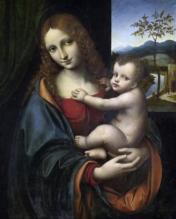 Gianpietrino -- Maria met kind, 1510-1525. Rijksmuseum: part 3