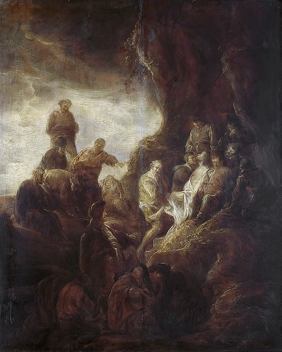 Cuyp, Benjamin Gerritsz -- De graflegging, 1630-1652. Rijksmuseum: part 3