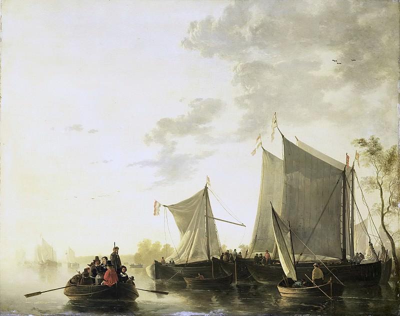 Cuyp, Aelbert -- Riviergezicht, 1815-1849. Rijksmuseum: part 3