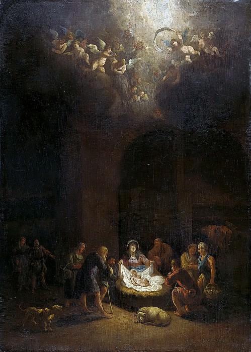 Bout, Pieter -- De aanbidding der herders, 1668-1719. Rijksmuseum: part 3