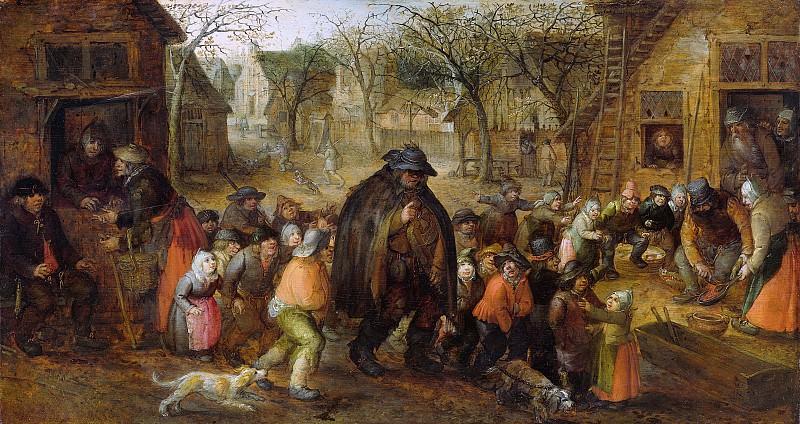 Vinckboons, David -- De liereman, 1606-1610. Rijksmuseum: part 3