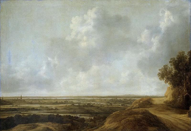 Knibbergen, François van -- Panoramisch landschap, 1655-1665. Rijksmuseum: part 3