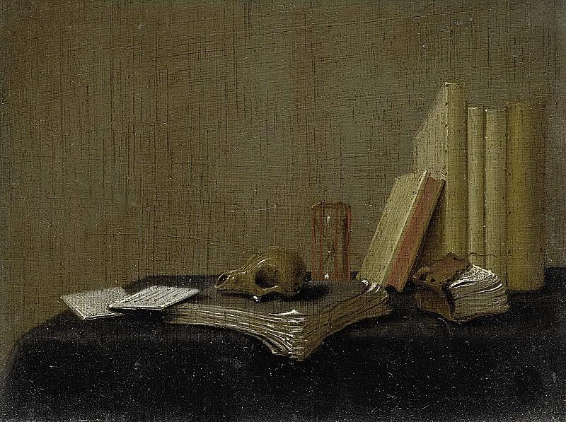 Vucht, Gerrit van -- Vanitas stilleven, 1658-1697. Rijksmuseum: part 3