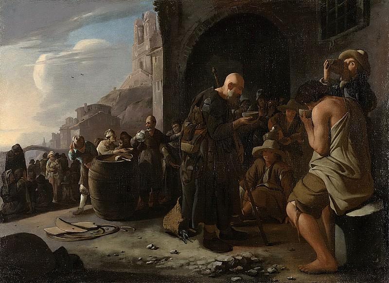 Sweerts, Michael -- De dorstigen laven, 1646-1652. Rijksmuseum: part 3