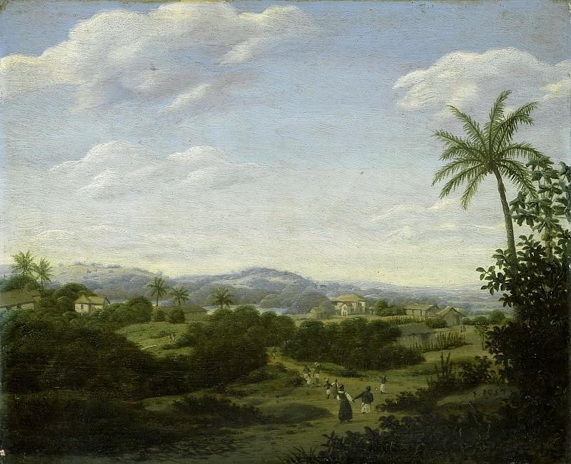Post, Frans Jansz. -- Braziliaans landschap, 1644-1680. Rijksmuseum: part 3