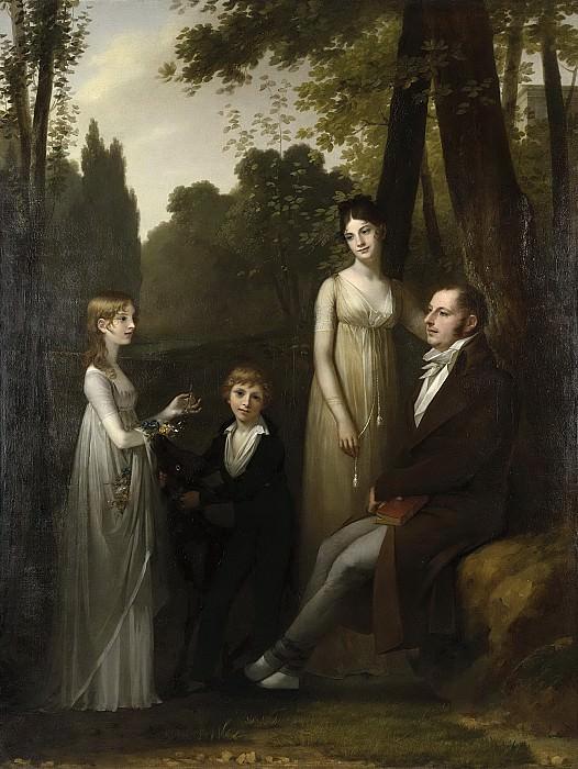 Prud'hon, Pierre -- Rutger Jan Schimmelpenninck (1761-1825). Gezant van de Bataafse Republiek te Parijs, 1801-1802. Rijksmuseum: part 3