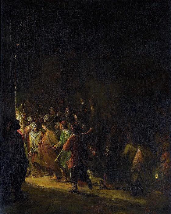 Gelder, Aert de -- De gevangenneming van Christus, 1710-1727. Rijksmuseum: part 3
