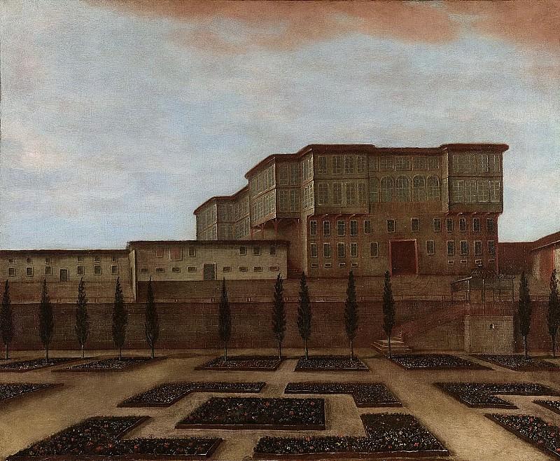 Vanmour, Jean Baptiste -- De Nederlandse ambassade te Pera bij Constantinopel, 1727-1737. Rijksmuseum: part 3