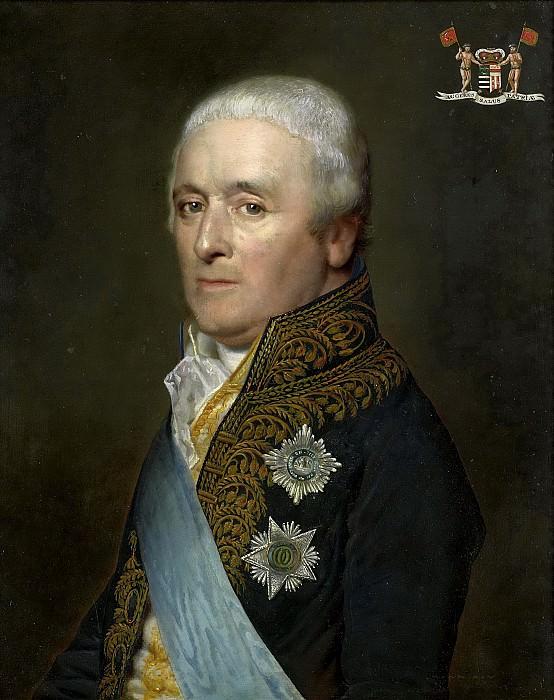 Kooi, Willem Bartel van der -- Adriaen Pieter Twent (1745-1816), 1809. Rijksmuseum: part 3