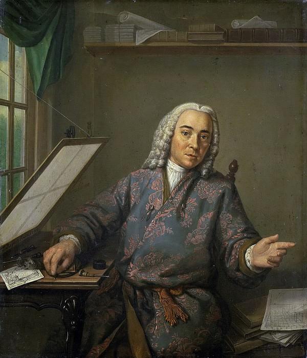 Тибоут Регтерс -- Гравёр Ян Каспер Филипс (1700-65), 1747. Рейксмузеум: часть 3