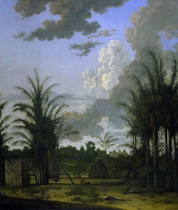 Valkenburg, Dirk -- Plantage in Suriname, 1707. Rijksmuseum: part 3