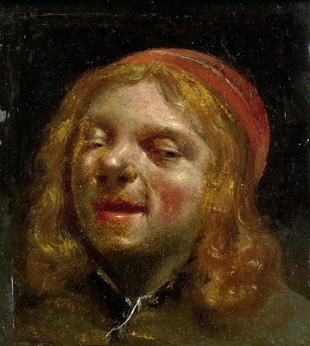 Borch, Moses ter -- Zelfportret, zgn portret van Jan Fabus., 1660-1661. Rijksmuseum: part 3
