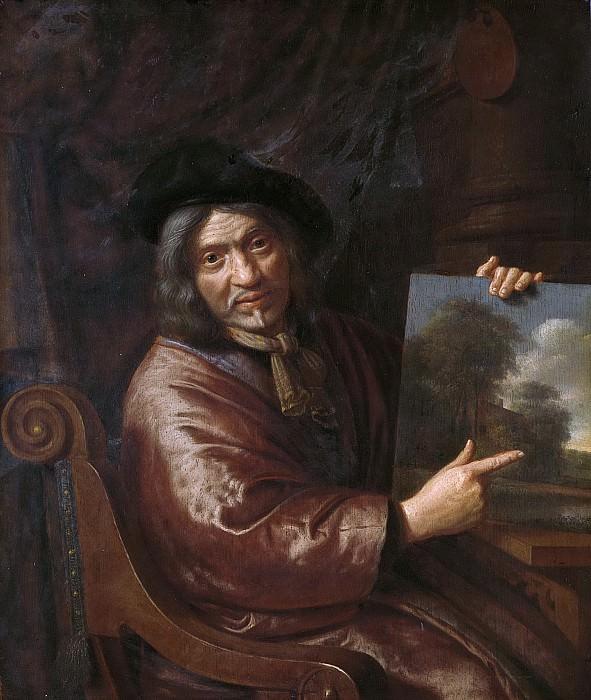 Asch, Pieter Jansz. van -- Zelfportret., 1640-1678. Rijksmuseum: part 3
