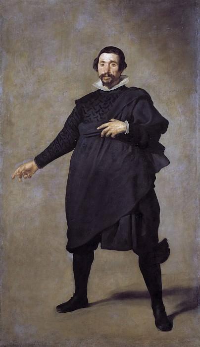 Velázquez, Diego Rodríguez de Silva y -- Pablo de Valladolid. Part 3 Prado Museum