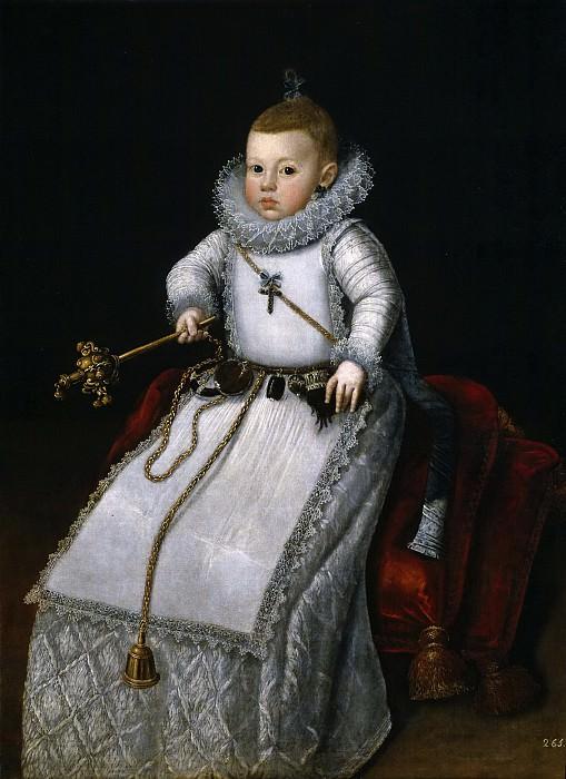 Morán, Santiago -- La infanta Margarita Francisca, hija de Felipe III. Part 3 Prado Museum
