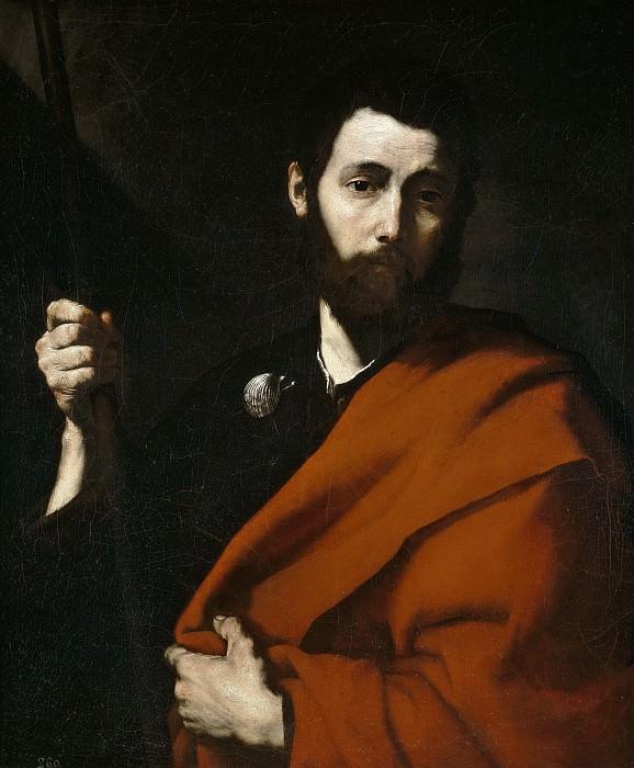 Ribera, José de -- Santiago el Mayor. Part 3 Prado Museum