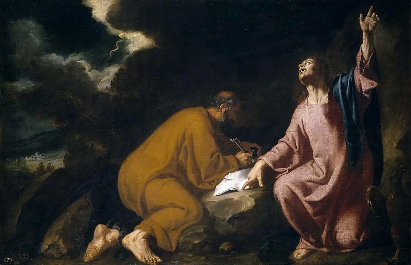 Ribalta, Juan -- San Mateo y San Juan Evangelistas. Part 3 Prado Museum