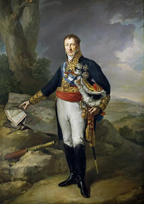 López Portaña, Vicente -- Pedro de Alcántara Álvarez de Toledo y Salm Salm, XIII duque del Infantado. Part 3 Prado Museum