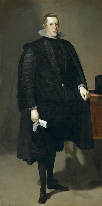 Felipe IV. Diego Rodriguez De Silva y Velazquez