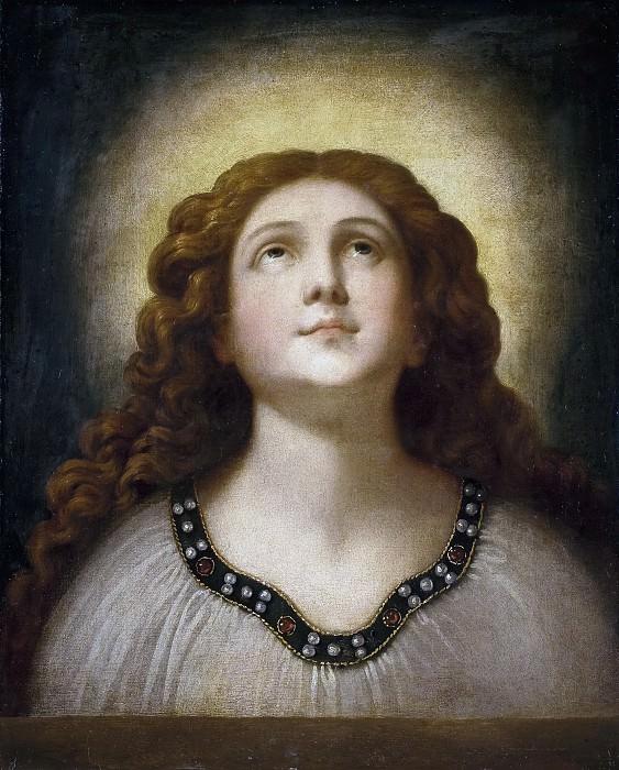 Ribalta, Francisco -- El alma bienaventurada. Part 3 Prado Museum