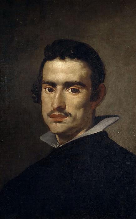 Retrato de hombre. Diego Rodriguez De Silva y Velazquez