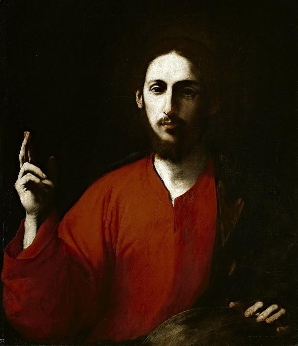 Ribera, José de -- El Salvador. Part 3 Prado Museum