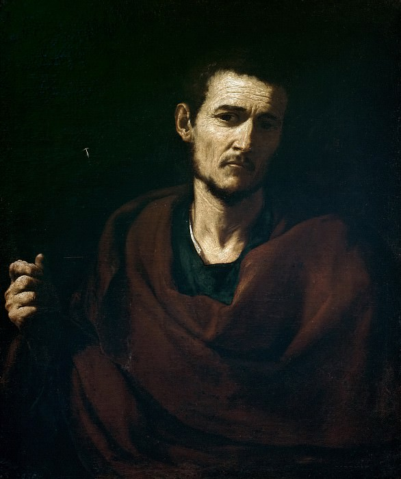 Ribera, José de -- San Felipe. Part 3 Prado Museum