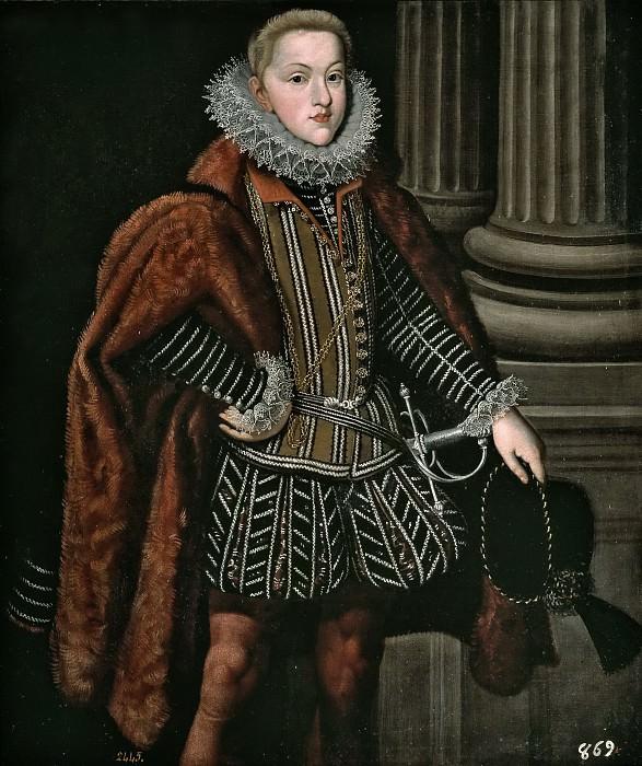 González, Bartolomé -- El archiduque Leopoldo, cuñado de Felipe III. Part 3 Prado Museum