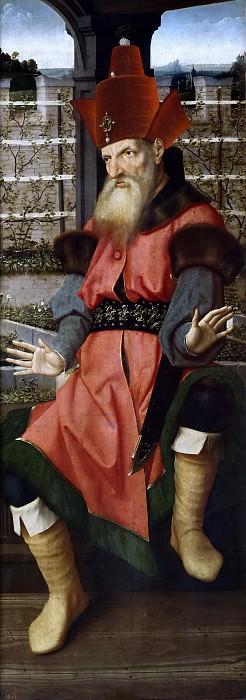 Провост, Ян -- Захария. Часть 3 Музей Прадо