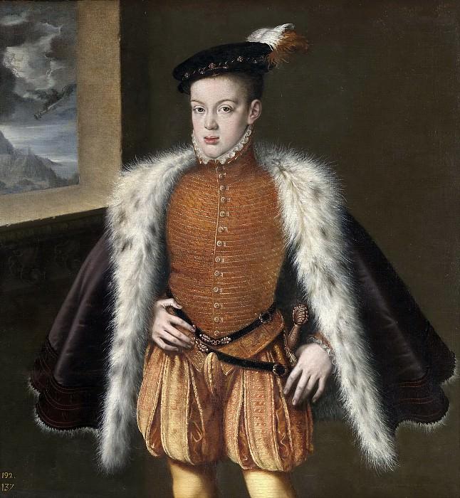 Санчес Коэльо, Алонсо -- Принц Дон Карлос. Часть 3 Музей Прадо