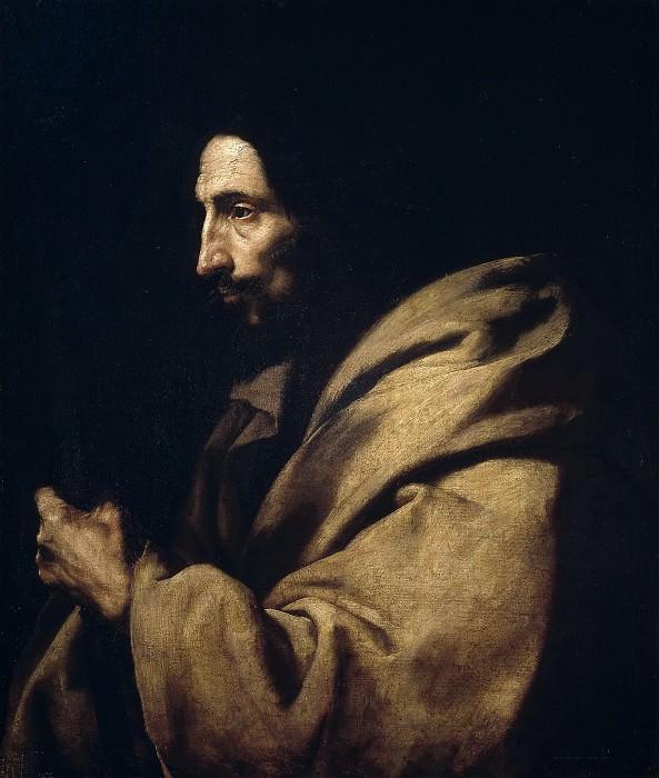 Ribera, José de -- San Judas Tadeo. Part 3 Prado Museum