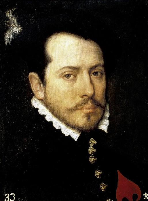 González, Bartolomé -- Caballero de la Orden de Santiago. Part 3 Prado Museum