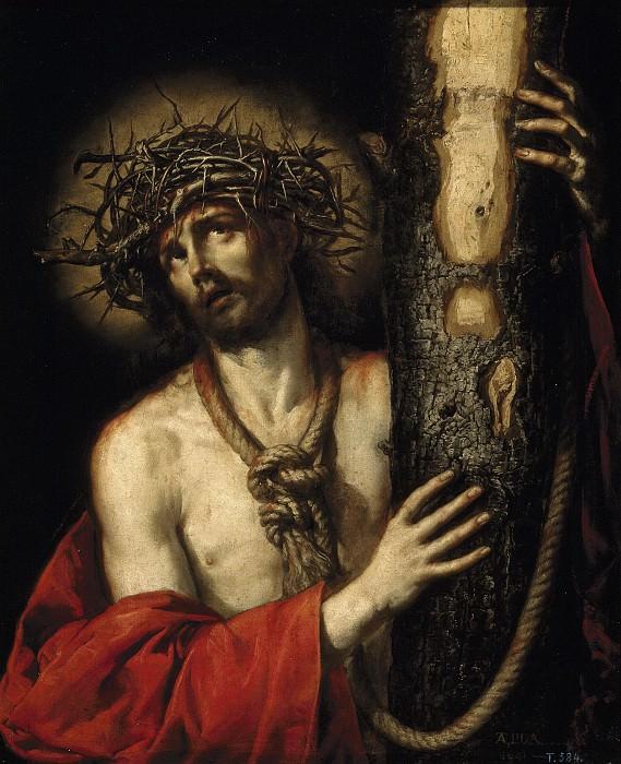 Pereda y Salgado, Antonio de -- Cristo, Varón de Dolores. Part 3 Prado Museum