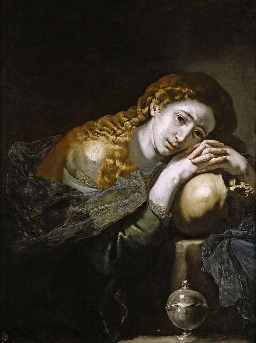 Ribera, José de -- Magdalena penitente. Part 3 Prado Museum